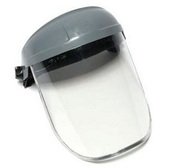 Shop Head and Face protection in Ireland at SafetyDirect.ie