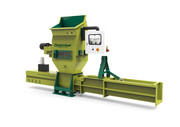 GREENMAX  Apolo EPS Compactor Helps Recycling Polystyrene Waste